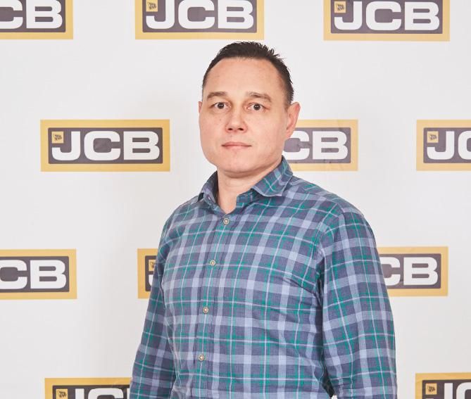 JCB: о динамике в развитии