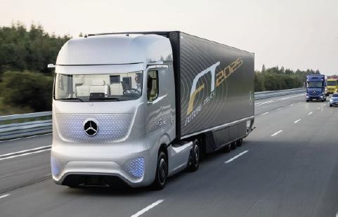 «Автонет» запустит на трассы России караван беспилотников из грузовиков