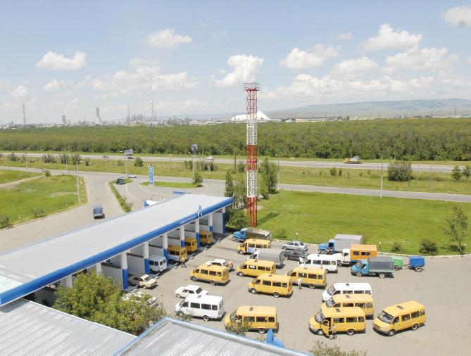 «Группа ГАЗ» принимает участие  в переводе транспортного парка  ПАО «Газпром» на газовое топливо