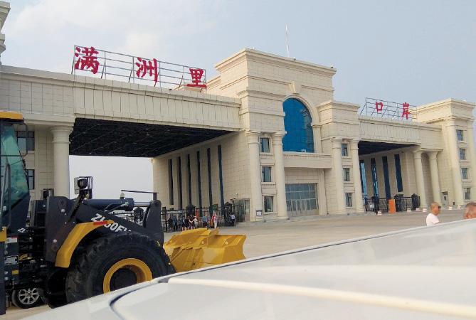 AsstrA осуществила первую прямую перевозку в Китай собственным грузовым автомобилем