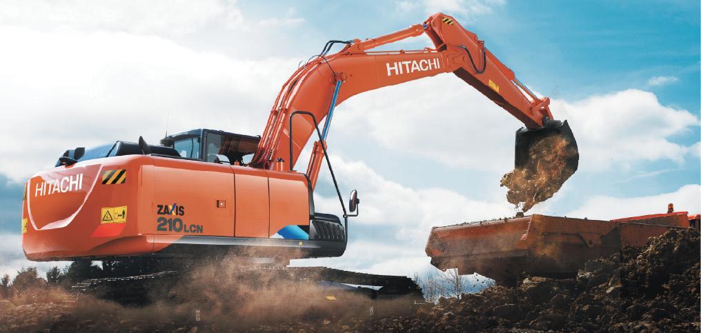 Мураками Кацухико: «Hitachi Construction Machinery ценят за надежность  и качественное сервисное обслуживание»