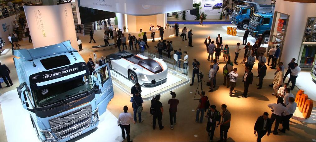 Международная выставка коммерческих автомобилей