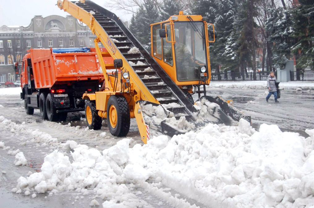Зимнее содержание дорог – слагаемые успеха