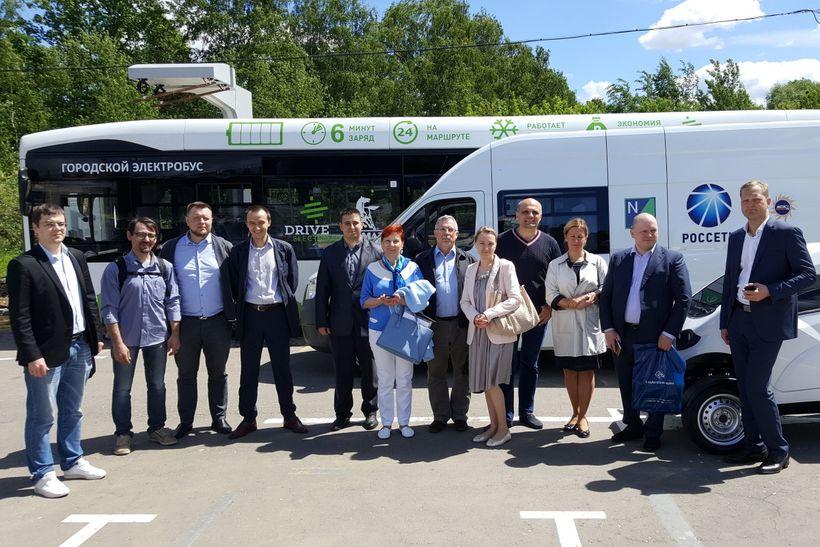 Фонд Сколково и Минтранс России развивают сотрудничество