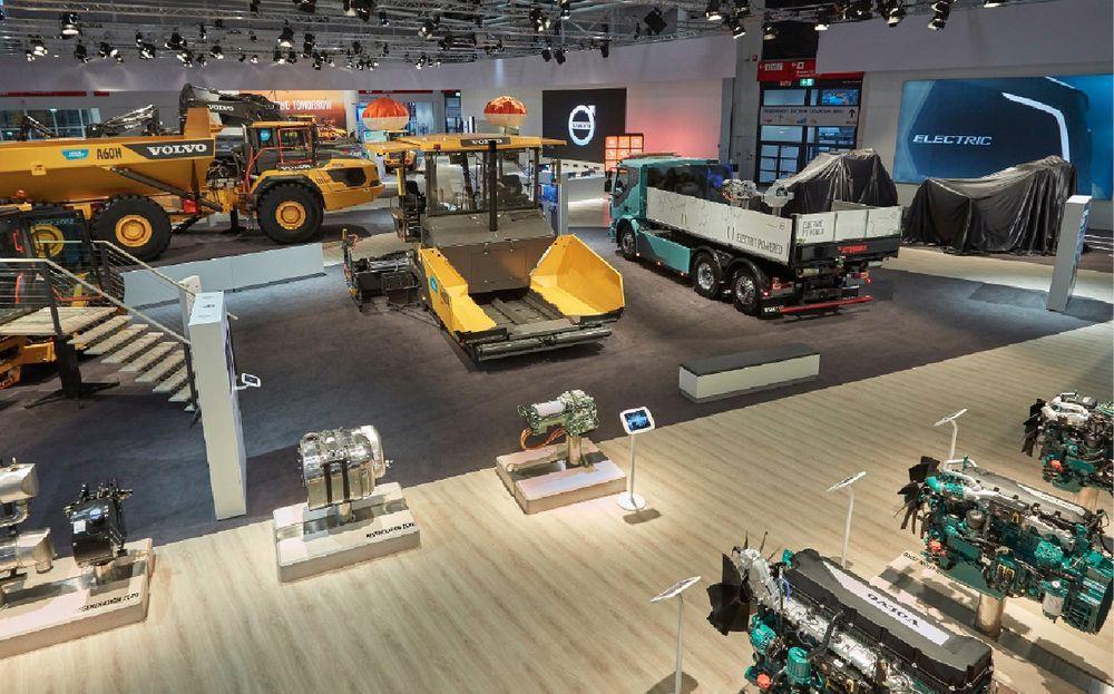 Группа компаний Volvo: помощь сегодня и завтра в решении самых сложных задач в строительной отрасли