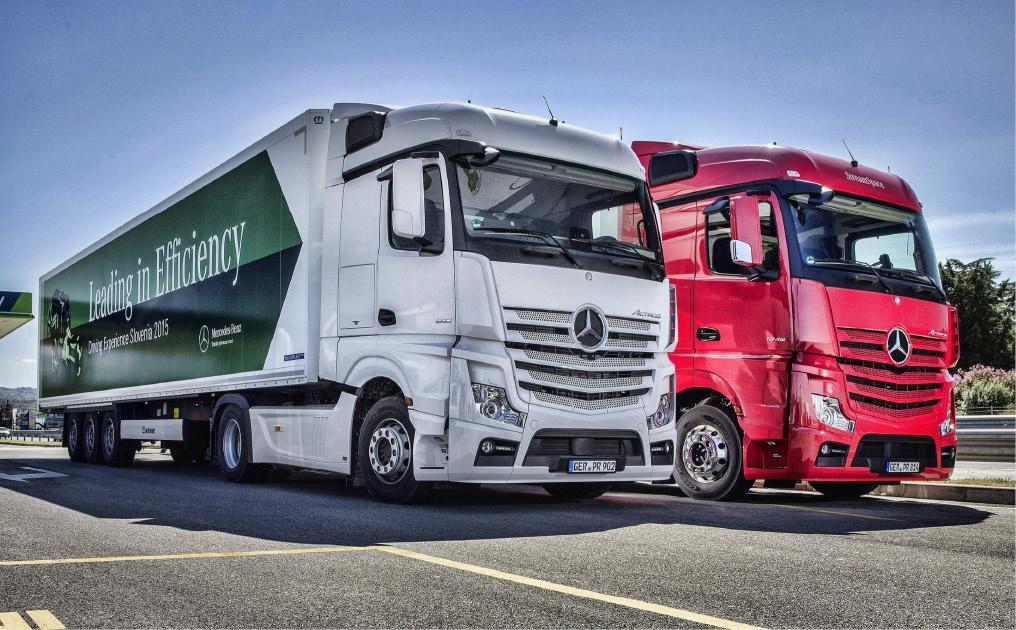 Анализ рынка грузовой техники  за первое полугодие 2019 года