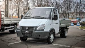 Горьковский автозавод отмечает  25-летие «ГАЗели»