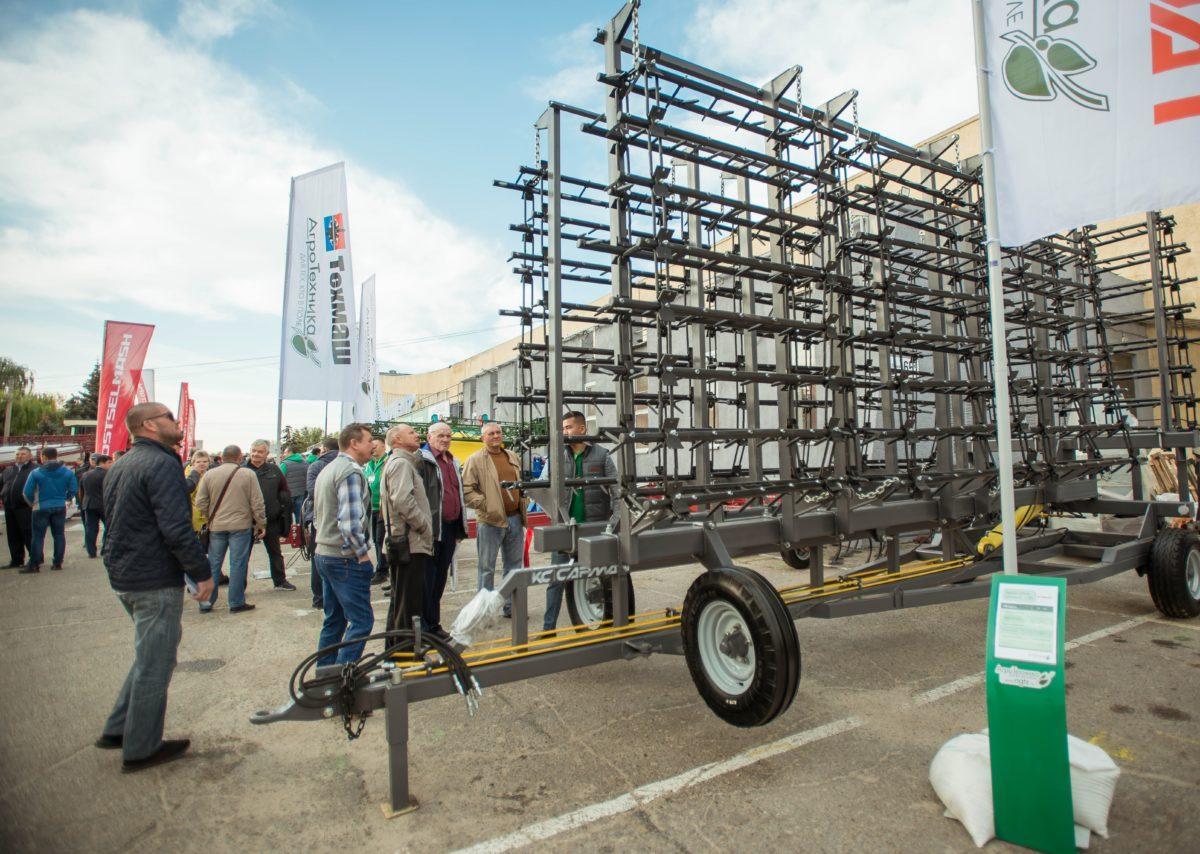 Фермеры волгоградской области обсудили вопросы обновления парка сельхозтехники на выставке «ВолгоградАГРО»!