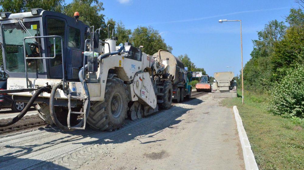 Инновационные технологии  в дорожном строительстве