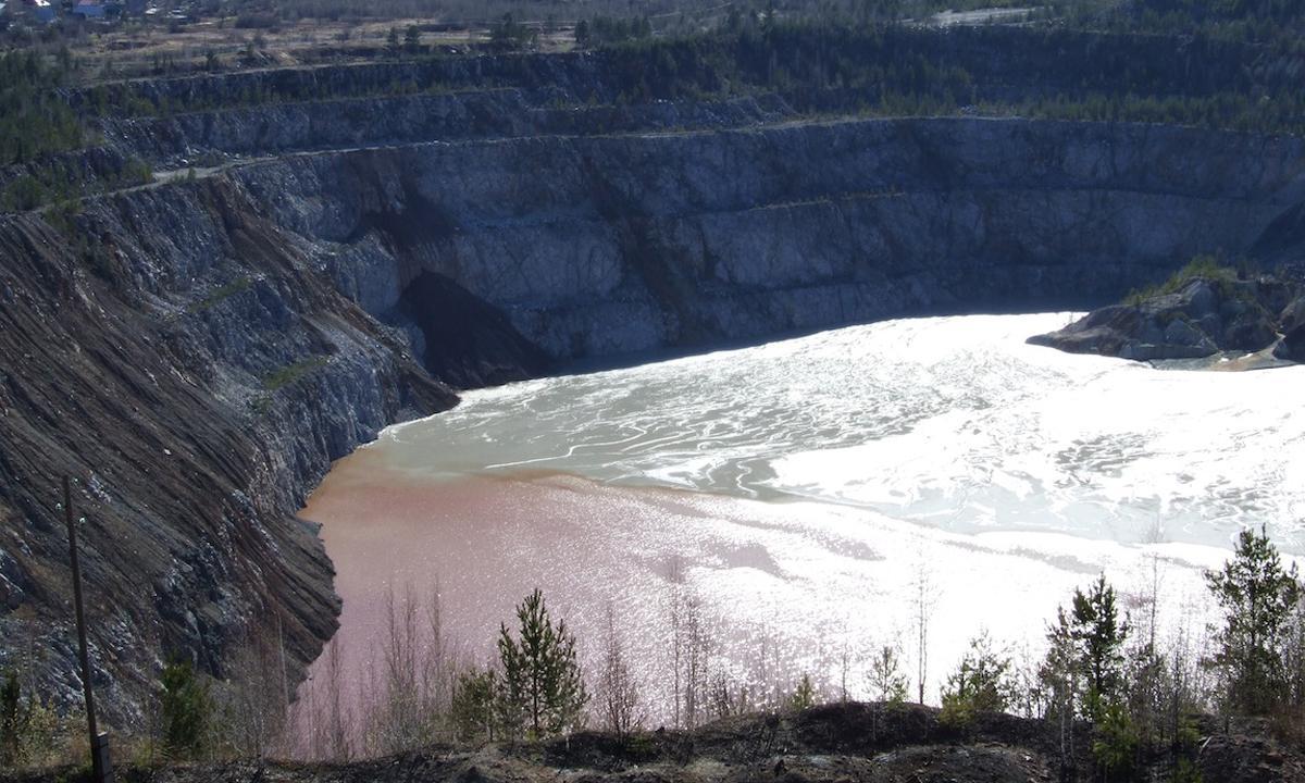 Предотвращение загрязнений после закрытия горных выработок