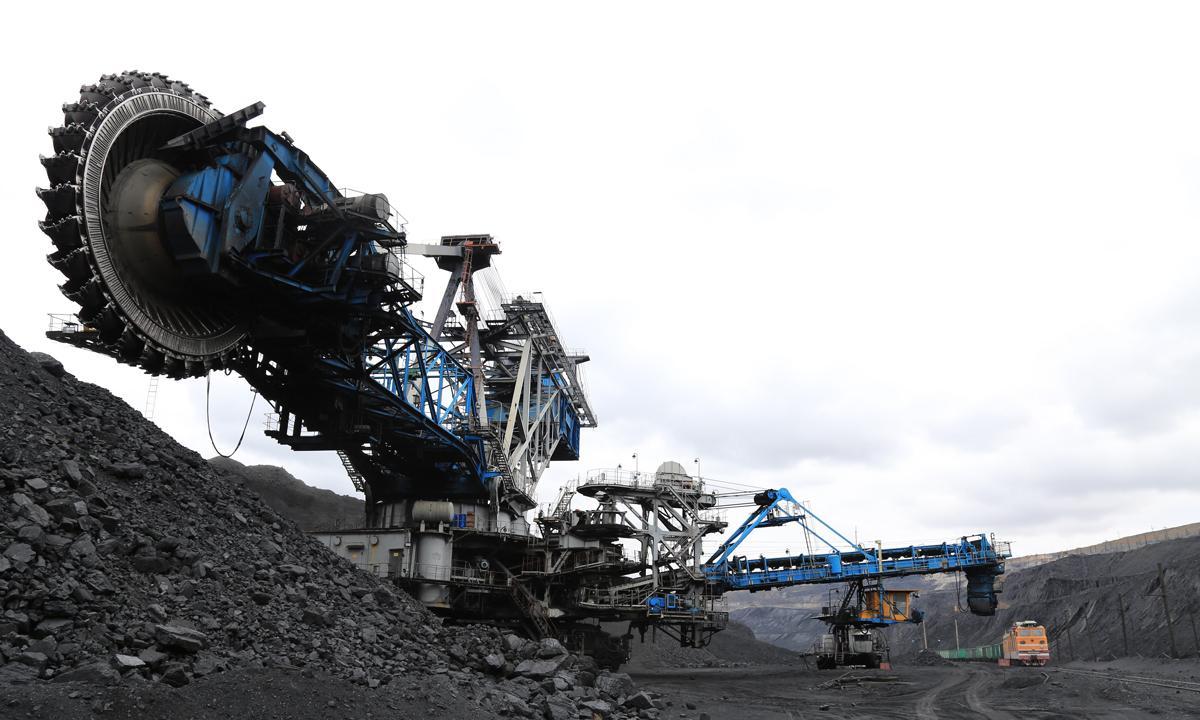 Циклично-поточная технология добычи и транспортировки угля
