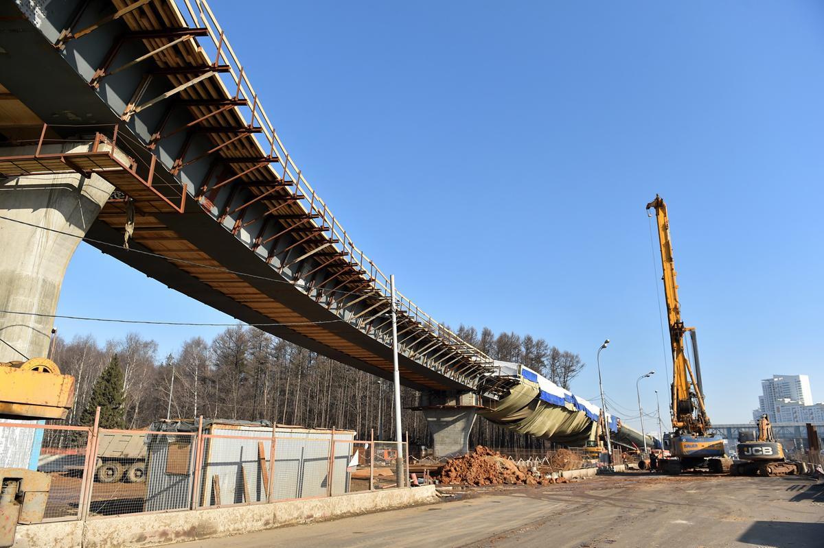 Строительство мостов и путепроводов – приоритетная задача на 2020 год