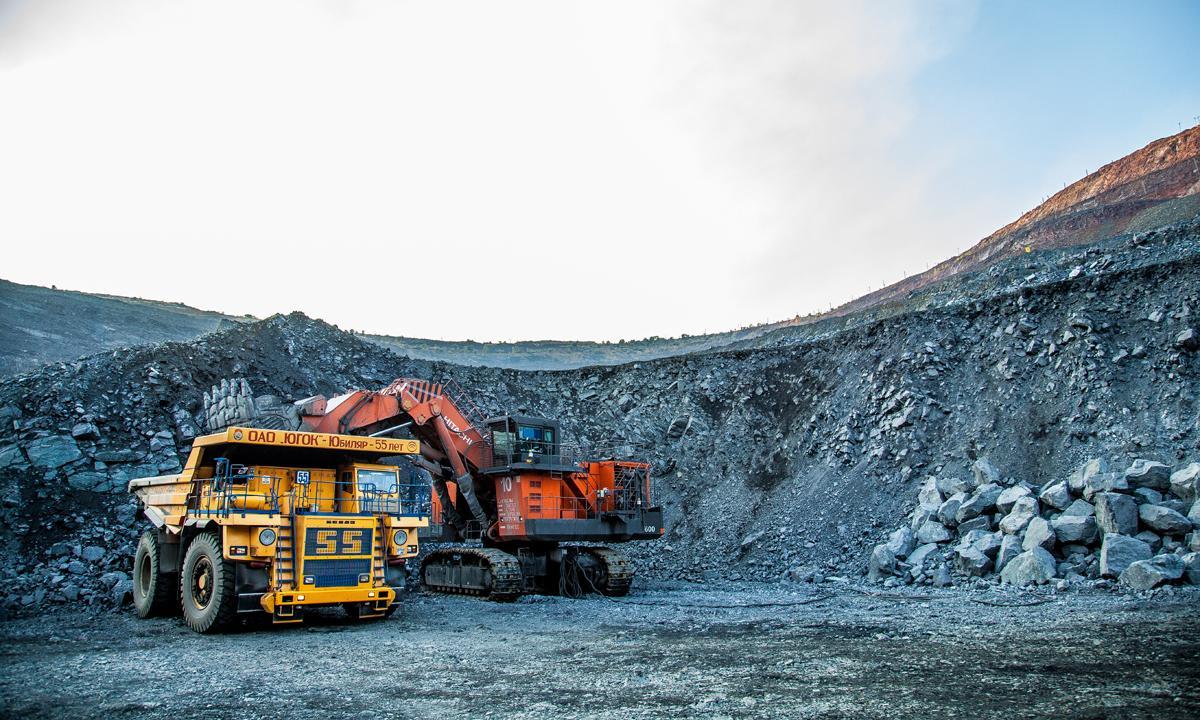 Специфика ремонта техники на горнодобывающих предприятиях