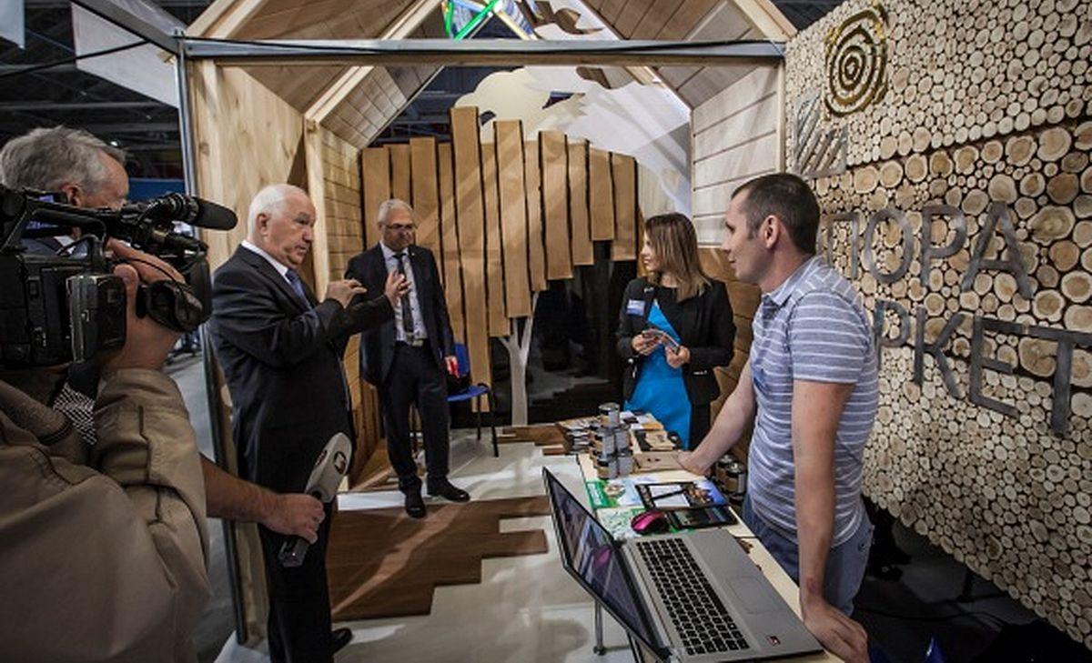 XIV Международная лесопромышленная выставка «ТЕХНОДРЕВ Дальний Восток»