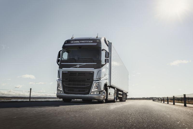 Volvo Trucks получила крупный заказ от компании Girteka Logistics