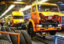 Завод «КАМАЗ» возобновил работу