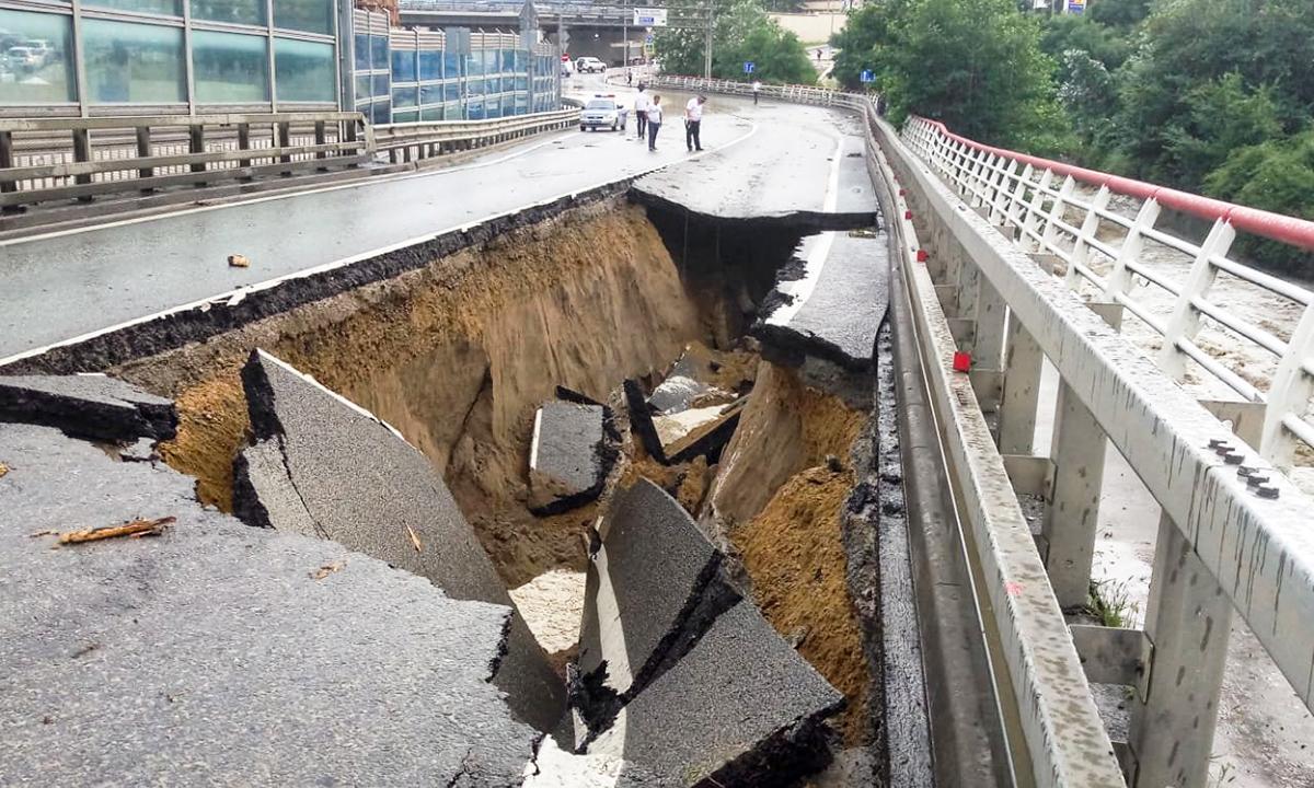 Как прекратить разрушение мостов