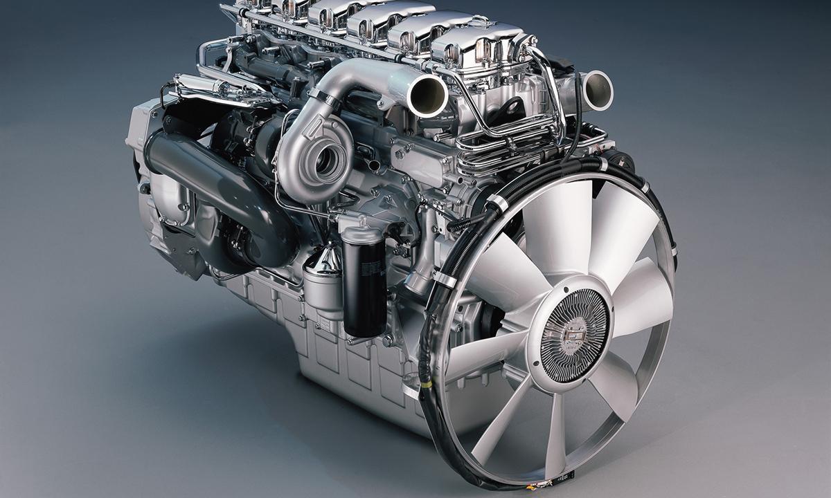 Контрактный двигатель на грузовик: сомнительная экономия